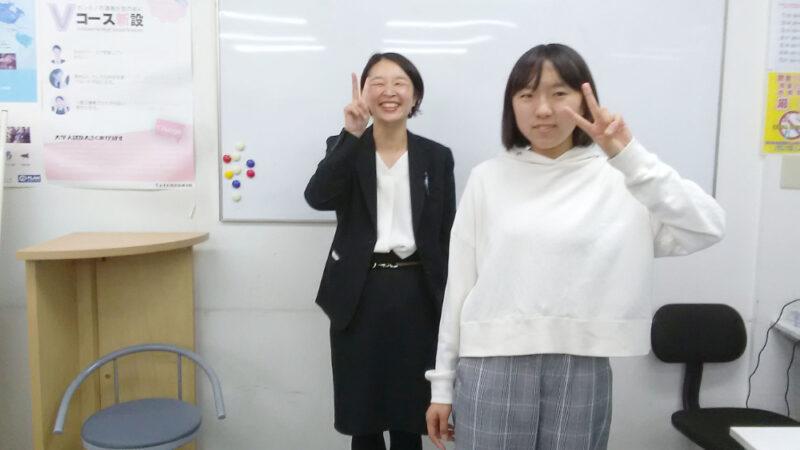 IMG_伊藤來未英語2020年度学期末