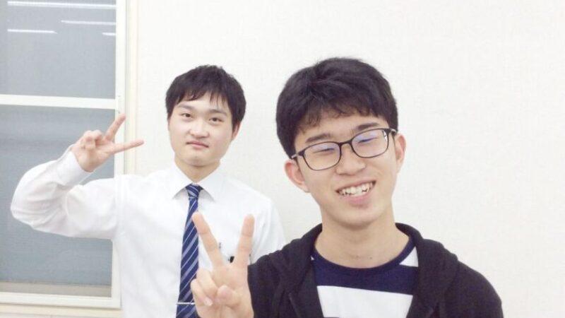 尾尻隆成数学2021年度第一回定期テスト①