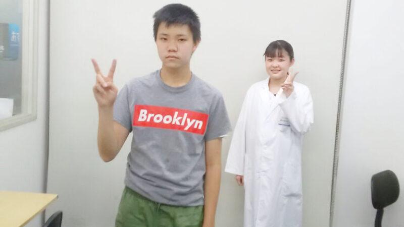 小早川尊数学2021年度1学期中間②