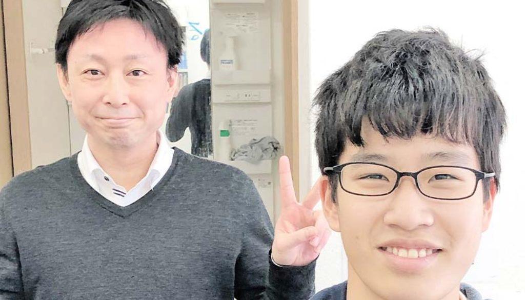 村田光基 偏差値14UP