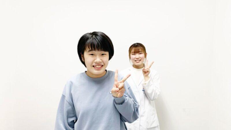 樅山和花奈英語2021年度1学期中間①