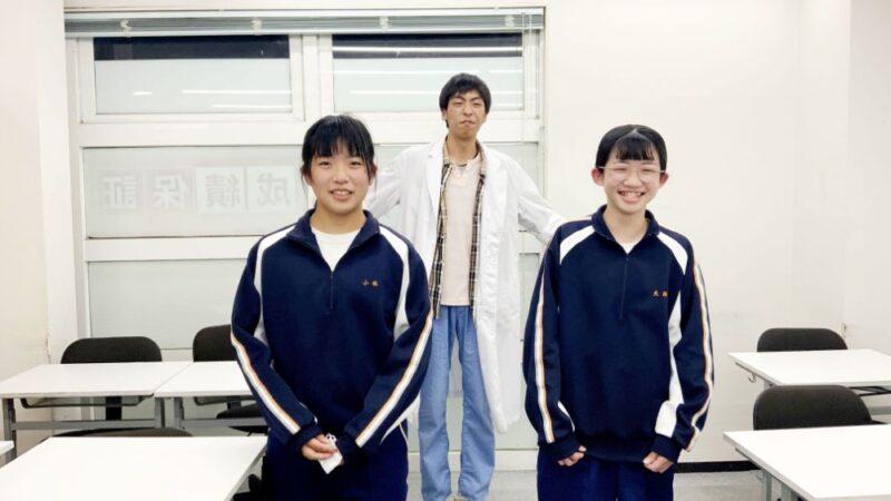 小林未由奈、大西夢菜社会、5教科2021年度1学期中間テスト (2)